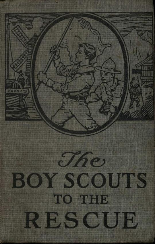 The Boy Scouts to the Rescue