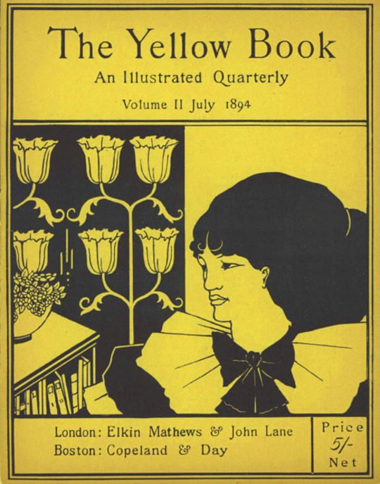 The Yellow Book, An Illustrated Quarterly, Vol. 2, July 1894