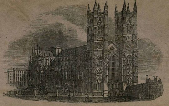Historical Description of Westminster Abbey Its Monuments and Curiosities