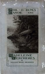 Phil-o-rum's Canoe and Madeleine Vercheres