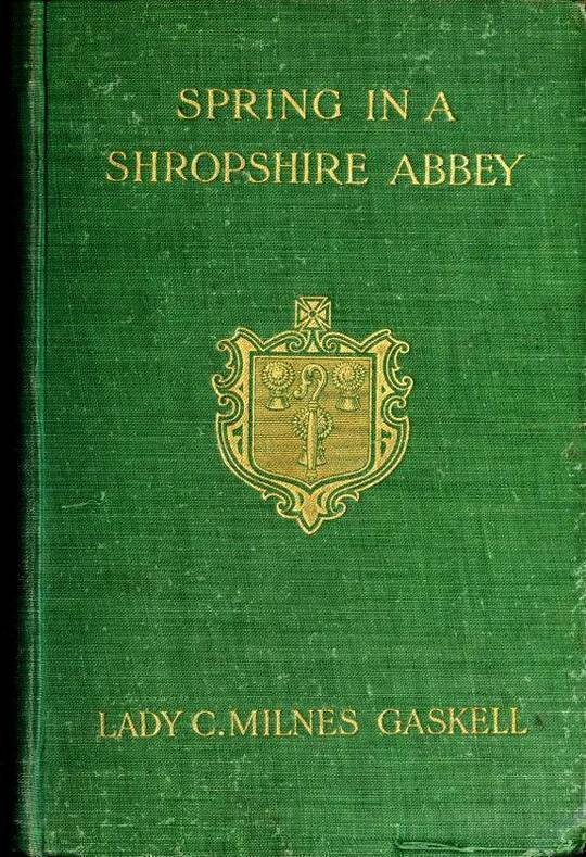 Spring in a Shropshire Abbey