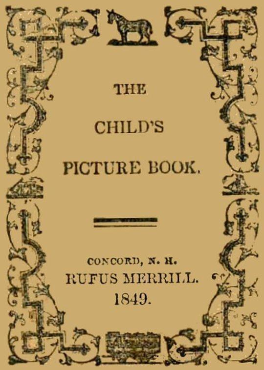 The Child's Picture Book
