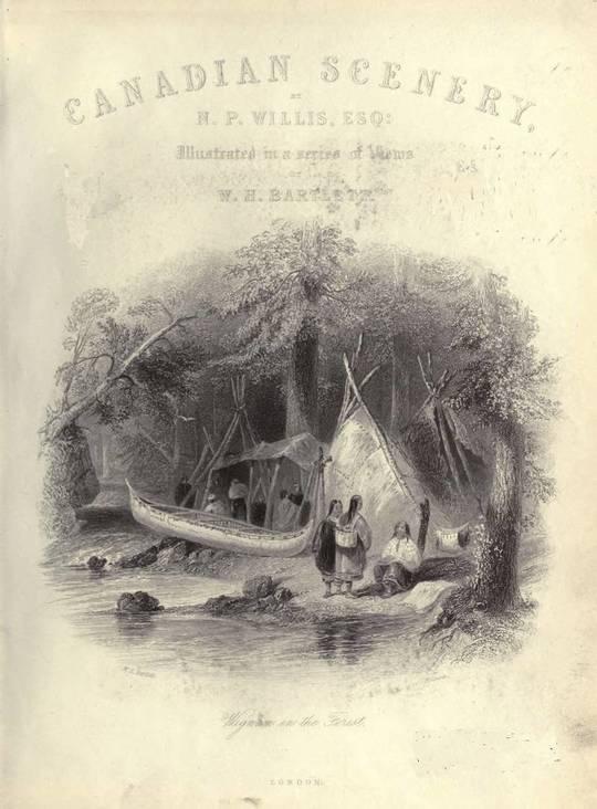 Canadian Scenery, Volume I (of 2)
