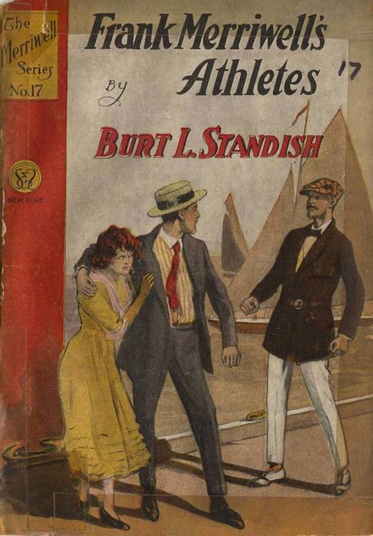 Frank Merriwell's Athletes; Or, The Boys Who Won