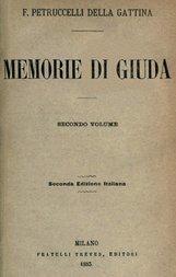 Memorie di Giuda, vol. II