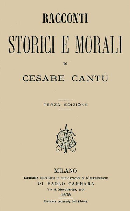 Racconti storici e morali
