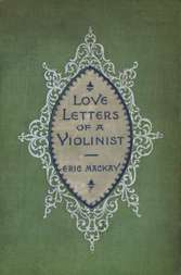 Love Letters of a Violinist and Other Poems