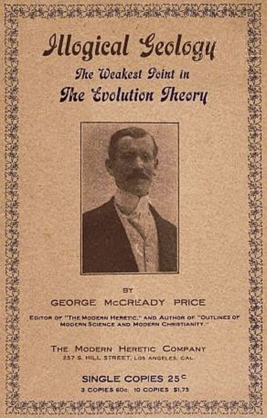 Illogical Geology The Weakest Point in The Evolution Theory