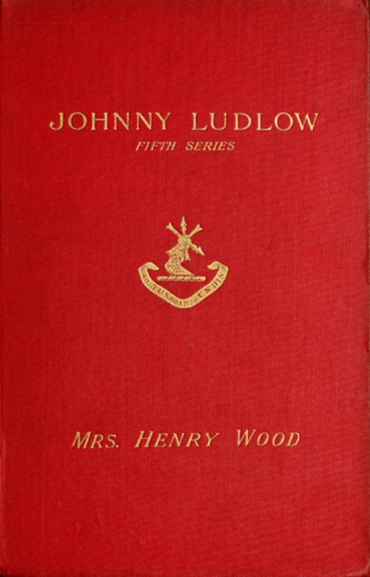 Johnny Ludlow, Fifth Series