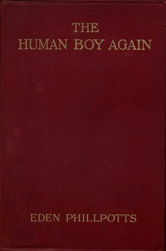 The Human Boy Again