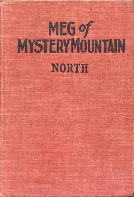 Meg of Mystery Mountain