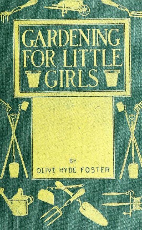 Gardening for Little Girls