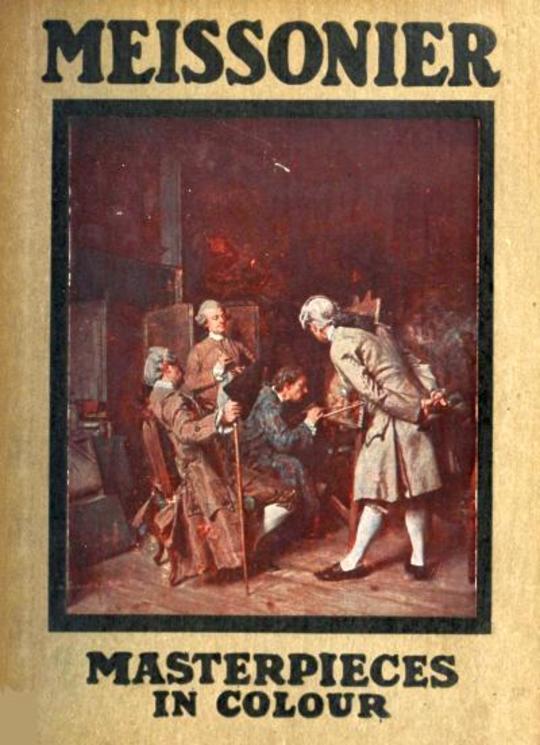 Meissonier Masterpieces in Colour Series