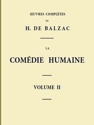 La Comédie humaine - Volume 02