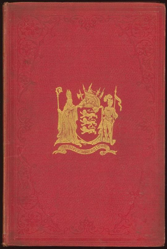 The History of England in Three Volumes, Vol.I., Part D. From Elizabeth to James I.