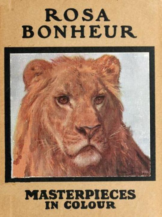 Rosa Bonheur Masterpieces in Colour Series