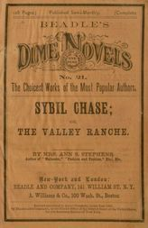 Sybil Chase or, The Valley Ranche