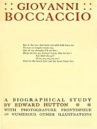 Giovanni Boccaccio, a Biographical Study