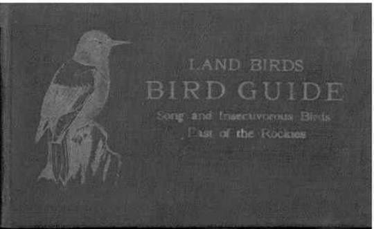 Bird Guide: Land Birds East of the Rockies From Parrots to Bluebirds