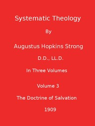 Systematic Theology (Volume 3 of 3)