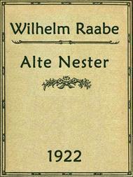 Alte Nester Zwei Bücher Lebensgeschichten