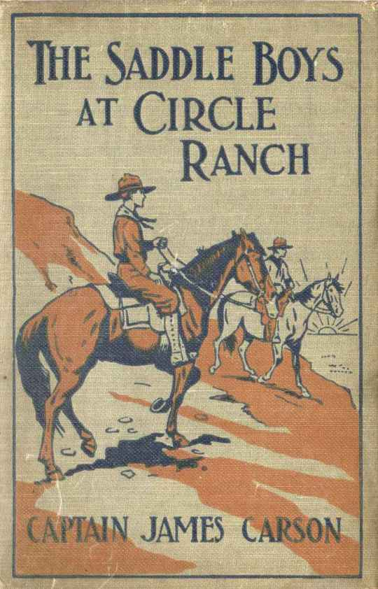 The Saddle Boys at Circle Ranch In at the Grand Round-Up