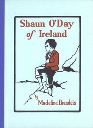 Shaun O'Day of Ireland
