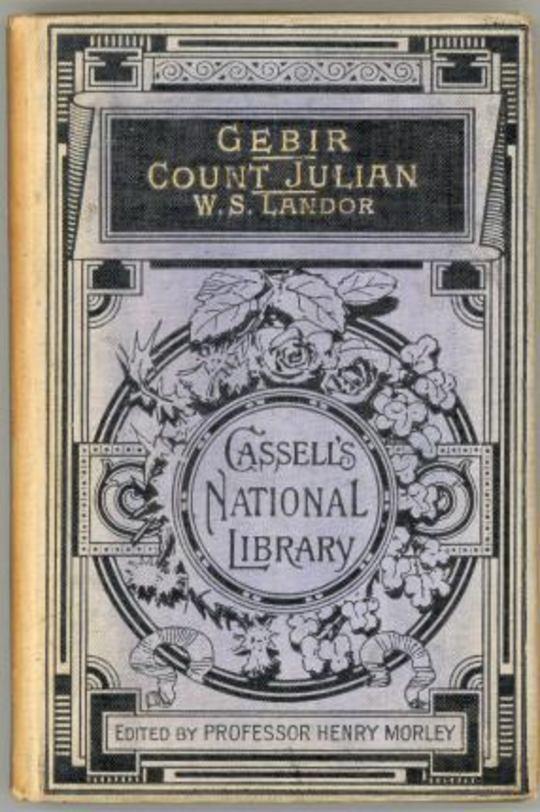 Gebir, and Count Julian