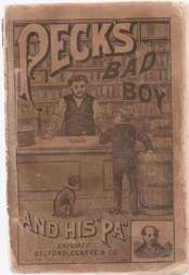Peck's Bad Boy and His Pa 1883