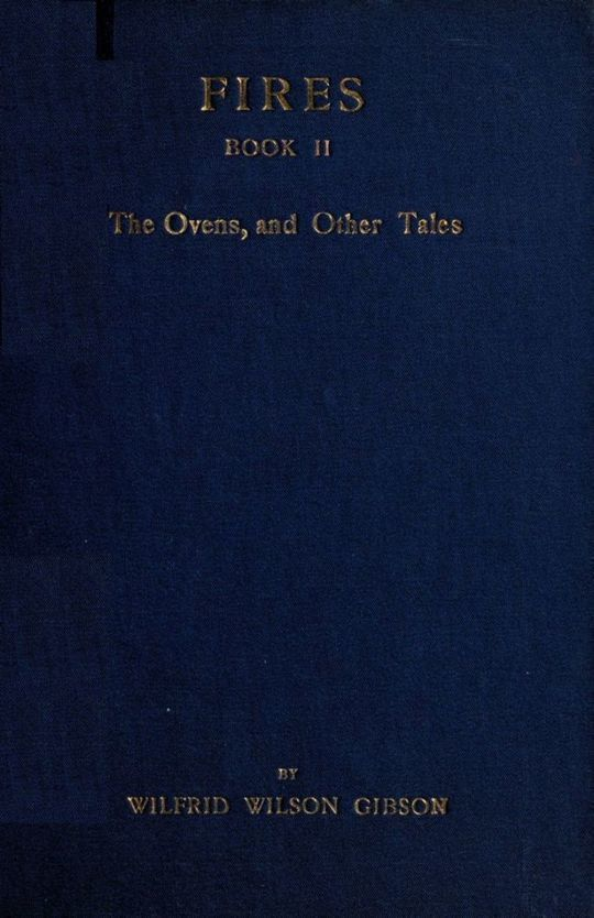 Fires - Book II The Ovens, and Other Tales