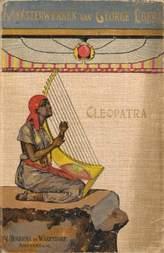 Cleopatra historische roman van George Ebers