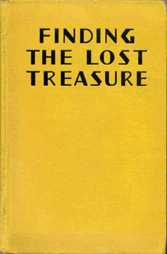 Finding the Lost Treasure