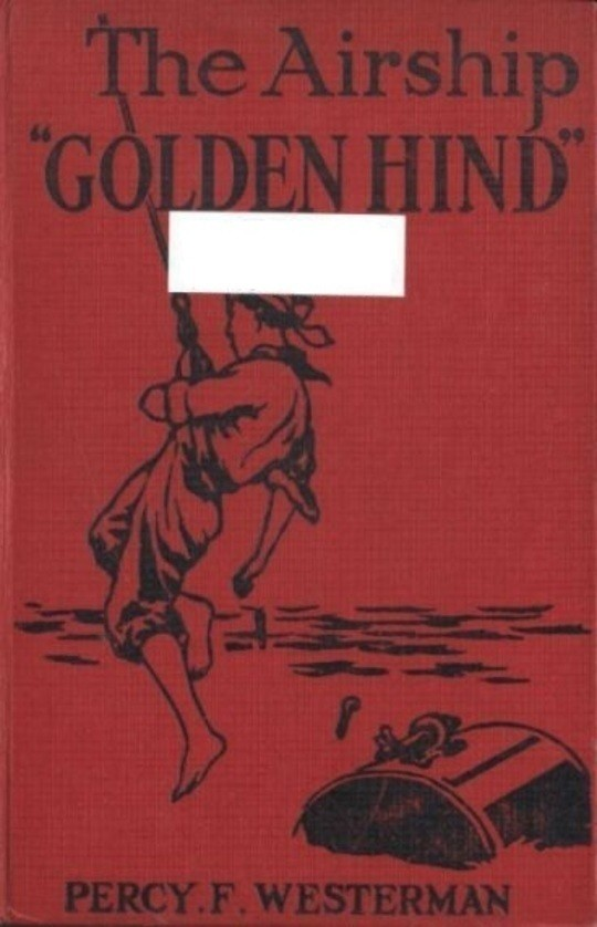 """The Airship """"Golden Hind"""""""
