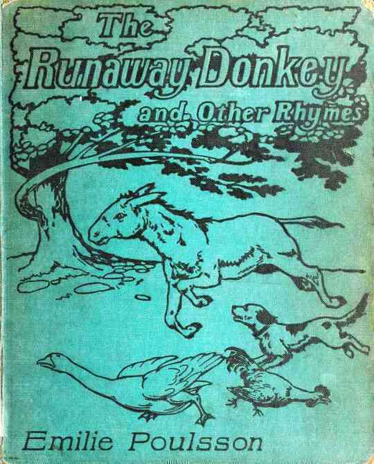 The Runaway Donkey and Other Rhymes for Children
