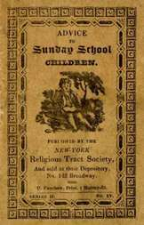 Advice to Sunday School Children