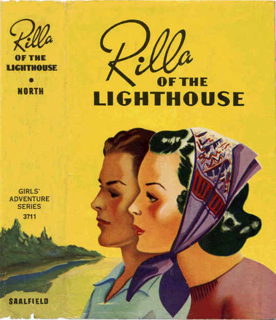 Rilla of the Lighthouse