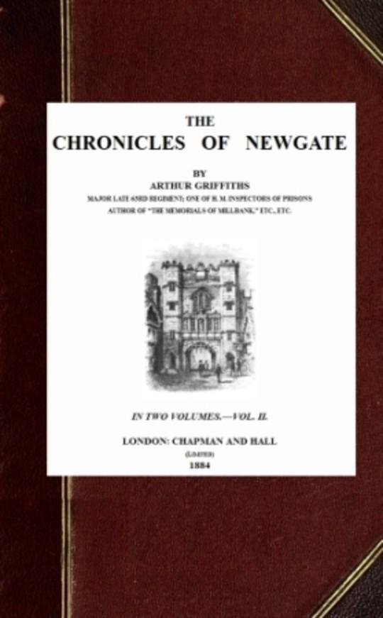 The Chronicles of Newgate, v. 2/2