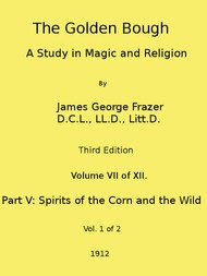 The Golden Bough: A Study in Magic and Religion (Third Edition, Vol. 7 of 12)