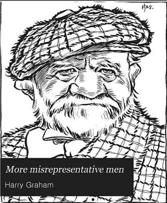 More Misrepresentative Men