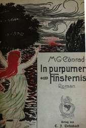 In Purpurner Finsterniß Roman-Improvisation aus dem dreißigsten Jahrhundert