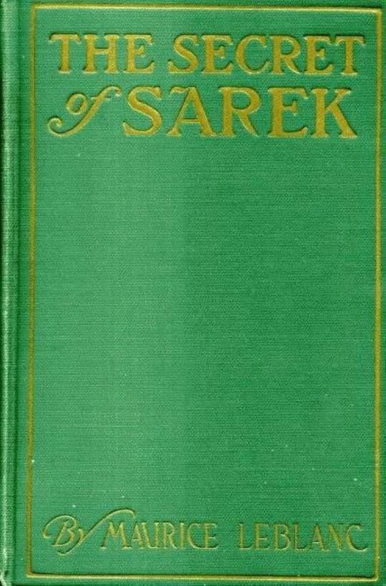 The Secret of Sarek