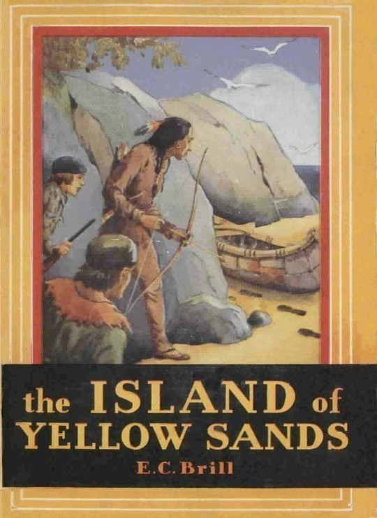 The Island of Yellow Sands An Adventure and Mystery Story for Boys