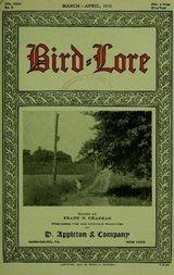Bird-Lore, March-April 1916