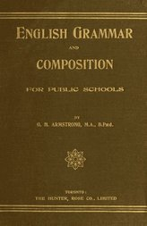 English Grammar and Composition for Public Schools
