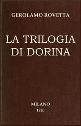 La trilogia di Dorina Commedia in 3 atti