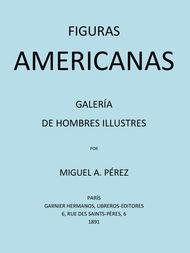 Figuras americanas Galería de hombres illustres
