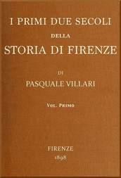 I primi due secoli della storia di Firenze, v. 1