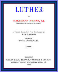 Luther, vol 1 of 6
