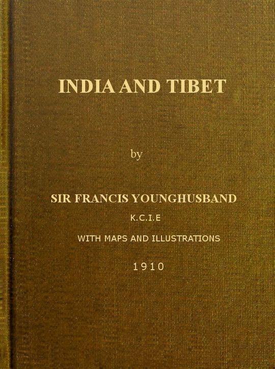 India and Tibet