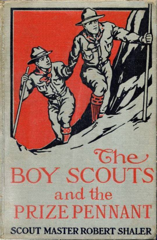 The Boy Scouts and the Prize Pennant